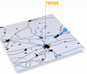 3d view of Thiede