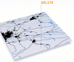 3d view of Golste