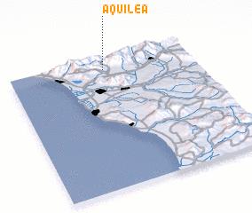 3d view of Aquilea