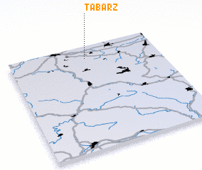 3d view of Tabarz
