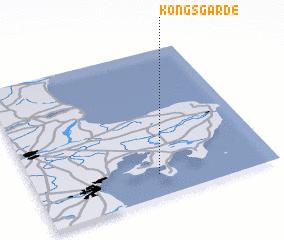 3d view of Kongsgårde