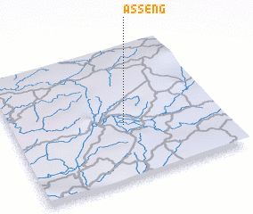 3d view of Asseng