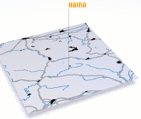 3d view of Haina