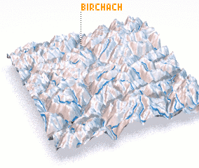 3d view of Birchach
