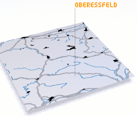 3d view of Obereßfeld