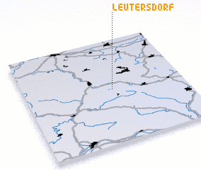 3d view of Leutersdorf