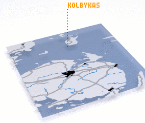 3d view of Kolby Kås