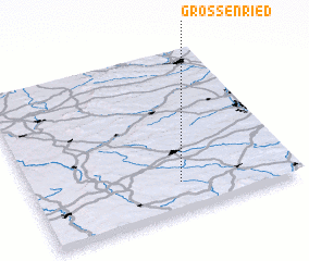 3d view of Großenried