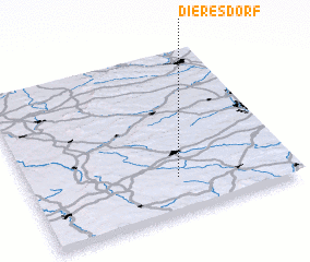 3d view of Dieresdorf