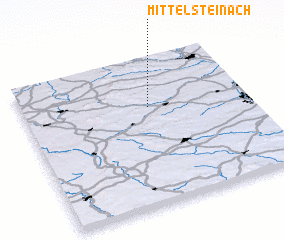 3d view of Mittelsteinach