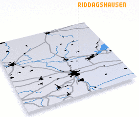 3d view of Riddagshausen