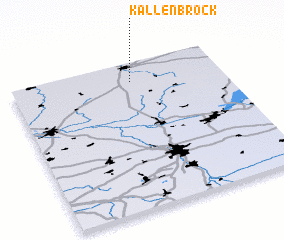 3d view of Kallenbrock