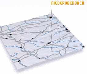 3d view of Niederoberbach