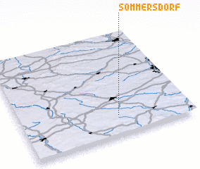 3d view of Sommersdorf