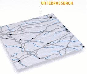 3d view of Unterroßbach