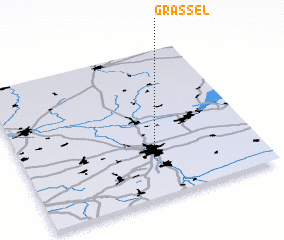 3d view of Grassel