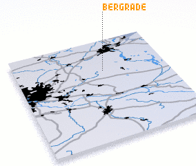 3d view of Bergrade