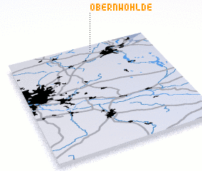3d view of Obernwohlde