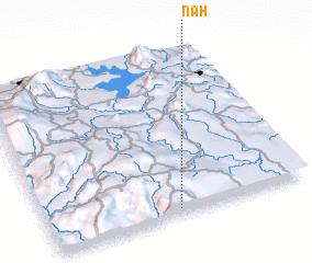 3d view of Nah