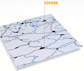 3d view of Görmar
