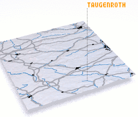 3d view of Taugenroth