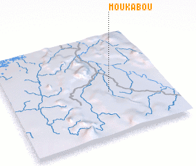 3d view of Moukabou