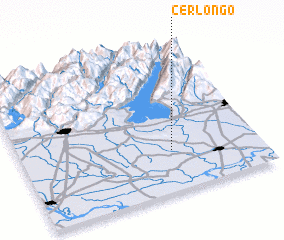 3d view of Cerlongo