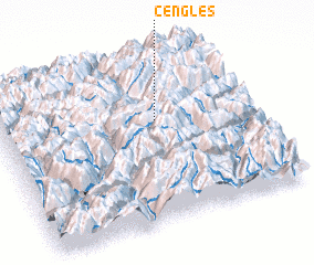 3d view of Cengles