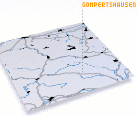 3d view of Gompertshausen
