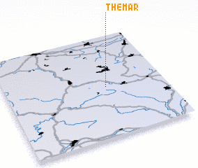 3d view of Themar