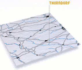 3d view of Thurndorf