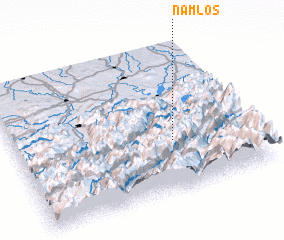 3d view of Namlos