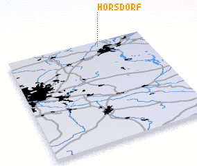 3d view of Horsdorf