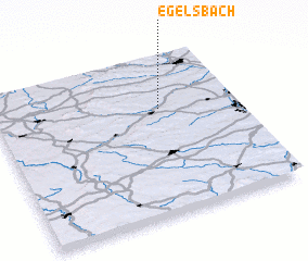 3d view of Egelsbach