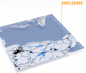 3d view of Ekelsdorf