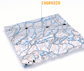 3d view of Cogruzzo