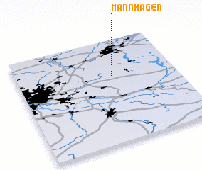 3d view of Mannhagen