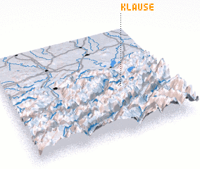 3d view of Klause