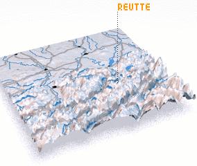 3d view of Reutte