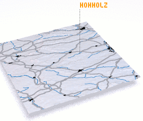 3d view of Hohholz