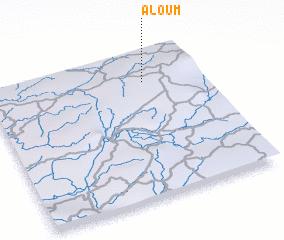 3d view of Aloum