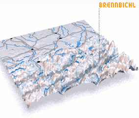 3d view of Brennbichl