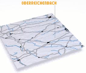 3d view of Oberreichenbach
