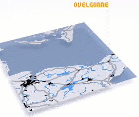 3d view of Övelgönne