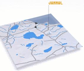 3d view of Jammāl