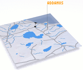 3d view of Ad Dāmūs