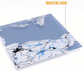 3d view of Hansaland