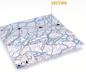 3d view of Secchia
