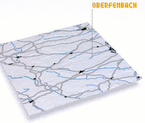 3d view of Oberfembach