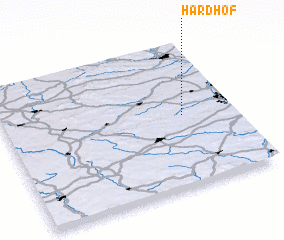 3d view of Hardhof